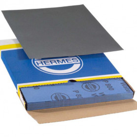Feuille et papier abrasif